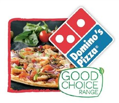 Domino's 97% Fat Free Pizza