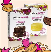 Adriano Zumbo bake at home dessert kits
