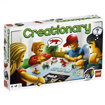 :Creationary from LEGO® Games