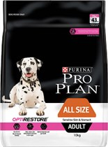 PRO PLAN Adult Sensitive Skin & Stomach with OPTIRESTORE