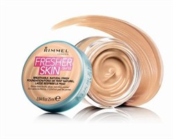Rimmel London Fresher Skin Foundation