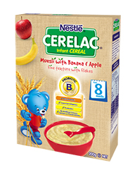 Nestlé CERELAC Muesli with Banana & Apple