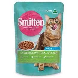 Smitten cat food