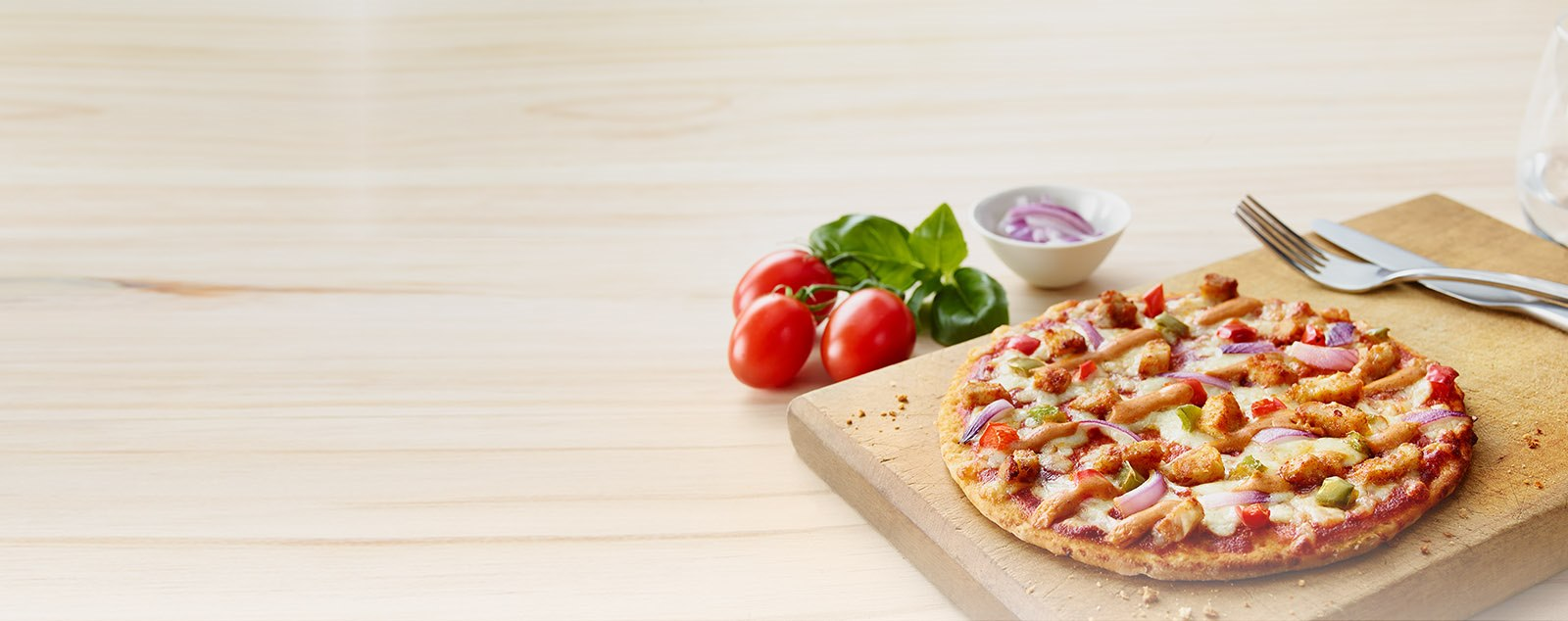 McCain Ultra-Thin Crust Pizzas