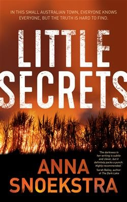 :Little Secrets by Anna Snoekstra