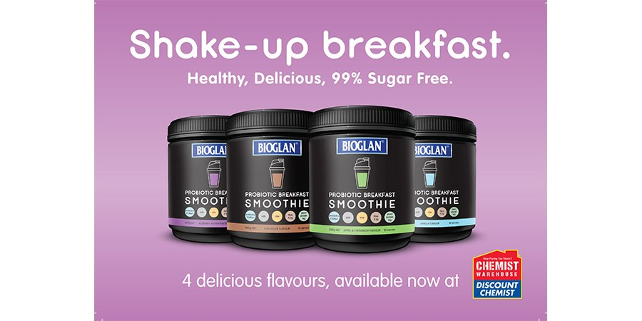:Bioglan Breakfast Smoothie
