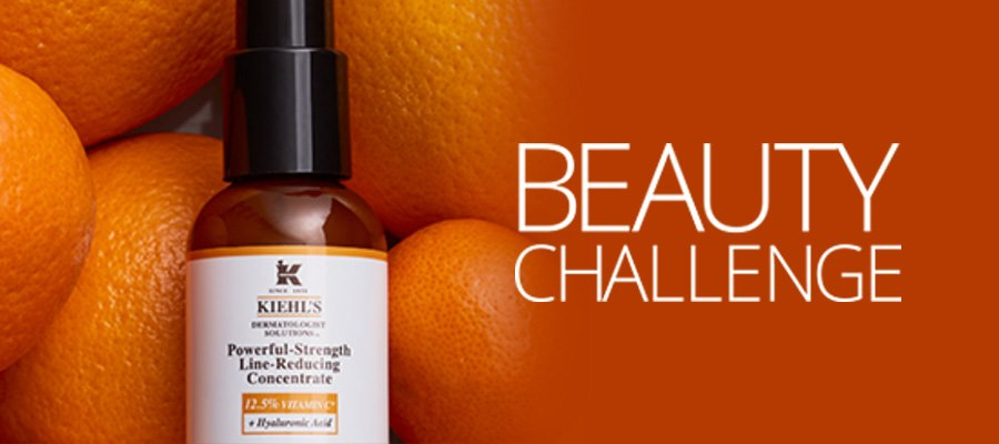 :Beauty Challenge - Kiehl's