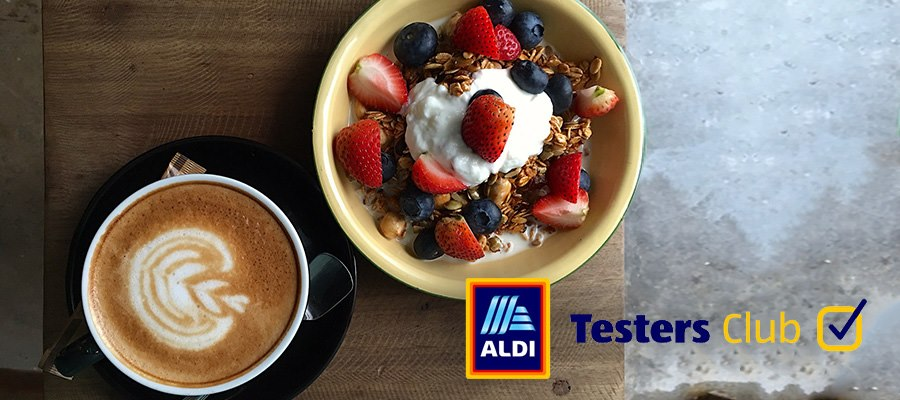 :ALDI - Breakfast Essentials