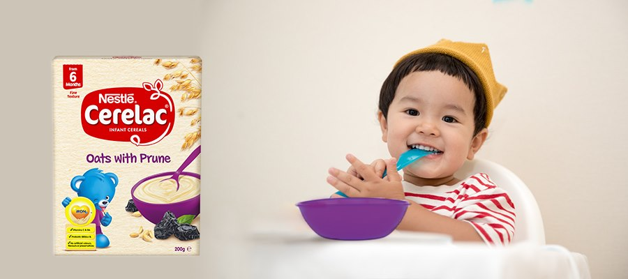:CERELAC Infant Cereal - second pack