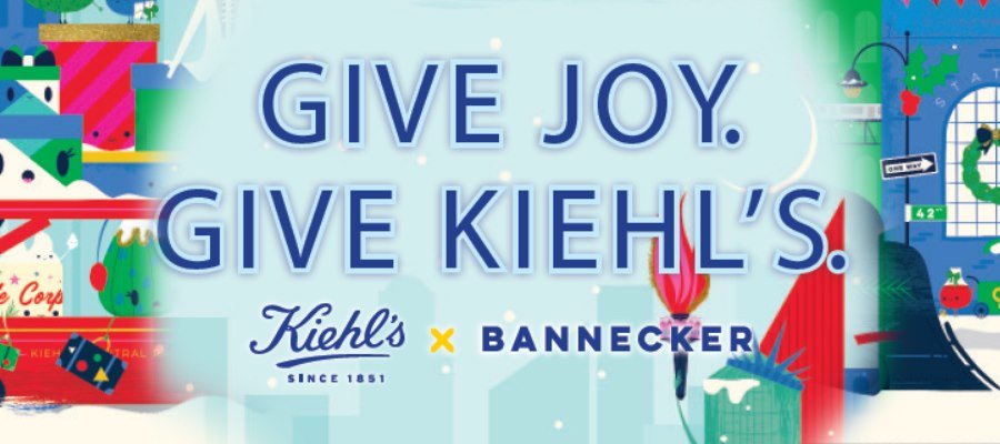 Kiehl's - Joy of Kiehl's Christmas