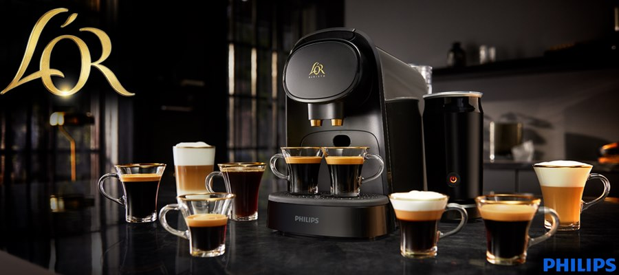 :Philips L'OR Barista