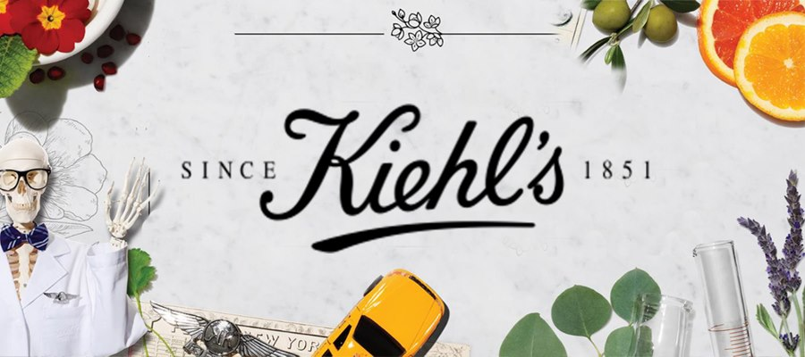 Kiehl's 2019 Partnership