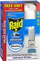 Raid Automatic Advanced
