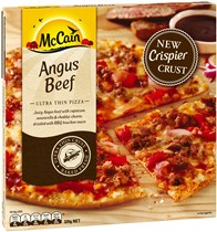 McCain Ultra-Thin Crust Pizza