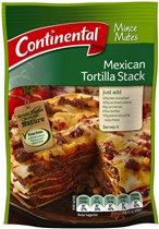 Continental meals