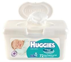 :Huggies Newborn & Sensitive Baby Wipes