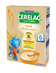 Nestlé CERELAC Infant cereal Wheat