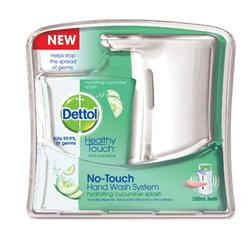 :Dettol No-Touch Hand Wash