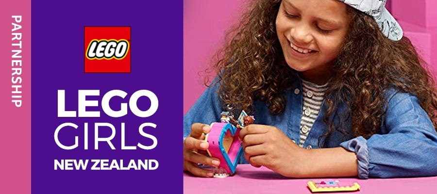 :LEGO Friends Heart Boxes NZ Creators