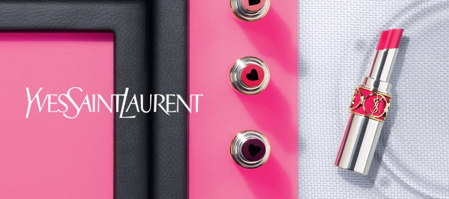 :YSL Beaute 2019 Partnership