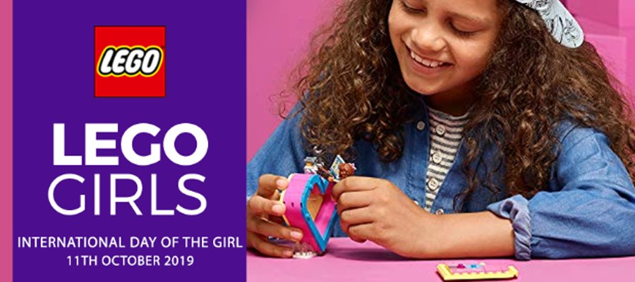 LEGO International Day of the Girl