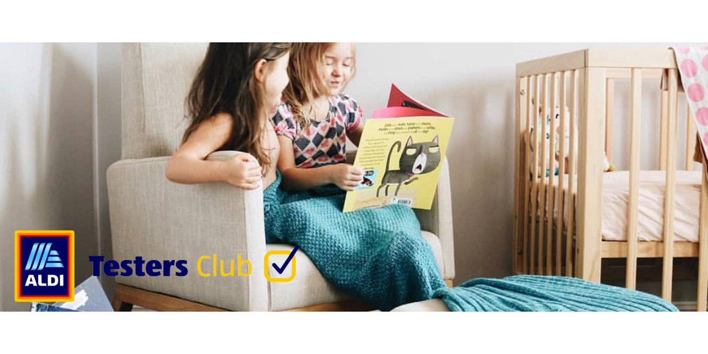 ALDI Children's Rocking Chair