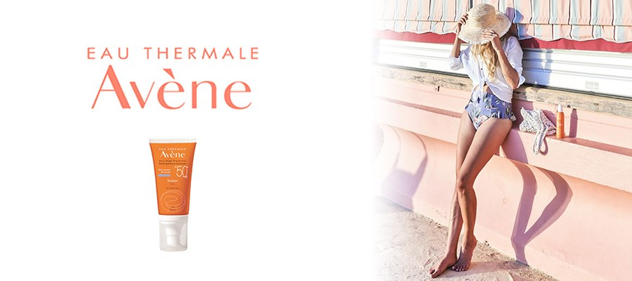 Eau Thermale Avene sunscreen