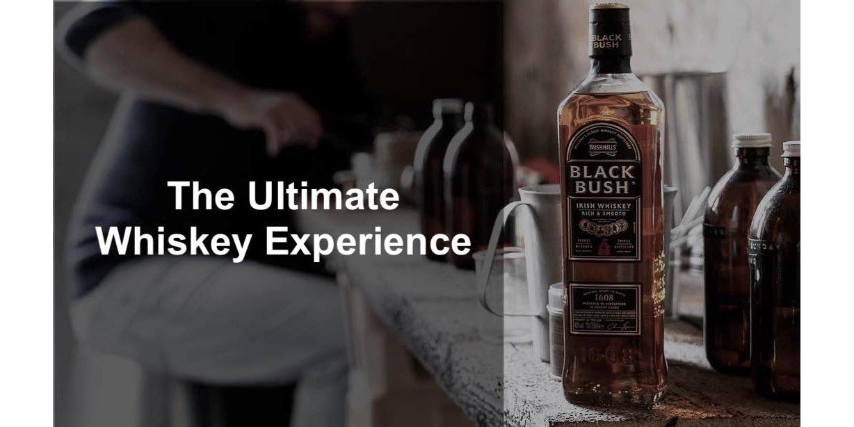 Bushmills Whiskey event